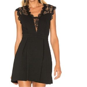 BCBGeneration LBD with lace
